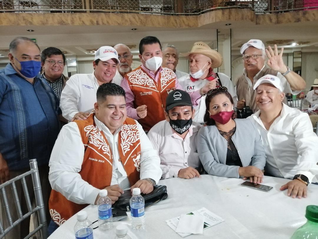 Francisco Chavira Martínez preside reunión estatal de Ruta Cinco