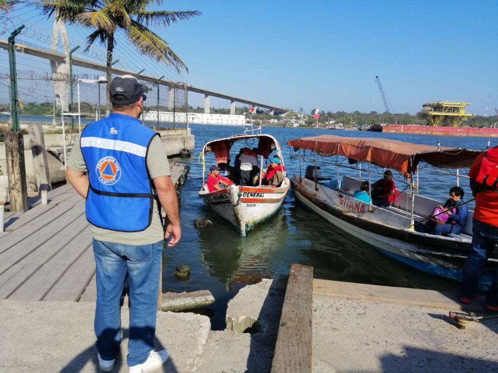 Refuerzo anti Covid tiene buena respuesta en Tampico