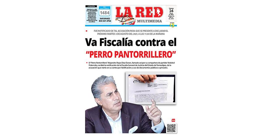 """Va Fiscalía contra el """"PERRO PANTORRILLERO"""""""