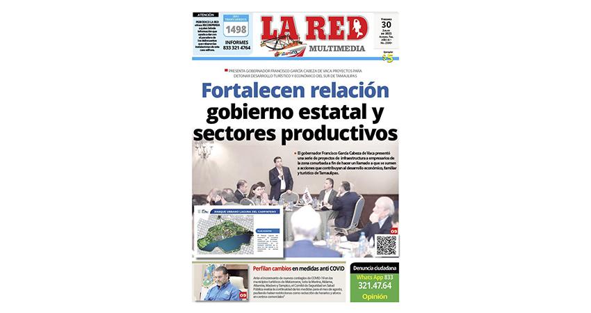 Fortalecen relación gobierno y los sectores productivos