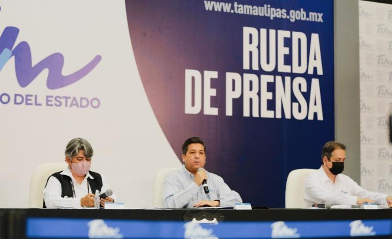 REGRESO SEGURO, PROGRESIVO Y VOLUNTARIO A CLASES DE MANERA PRESENCIAL EN TAMAULIPAS