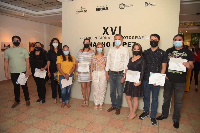 Realizan premiación del XVI Concurso Regional de Fotografía Nacho López