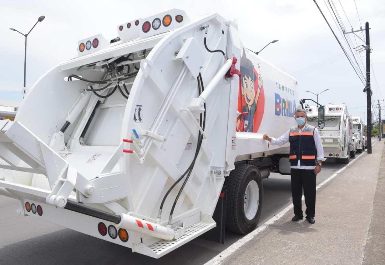 Tampico seguirá siendo la ciudad más limpia de México