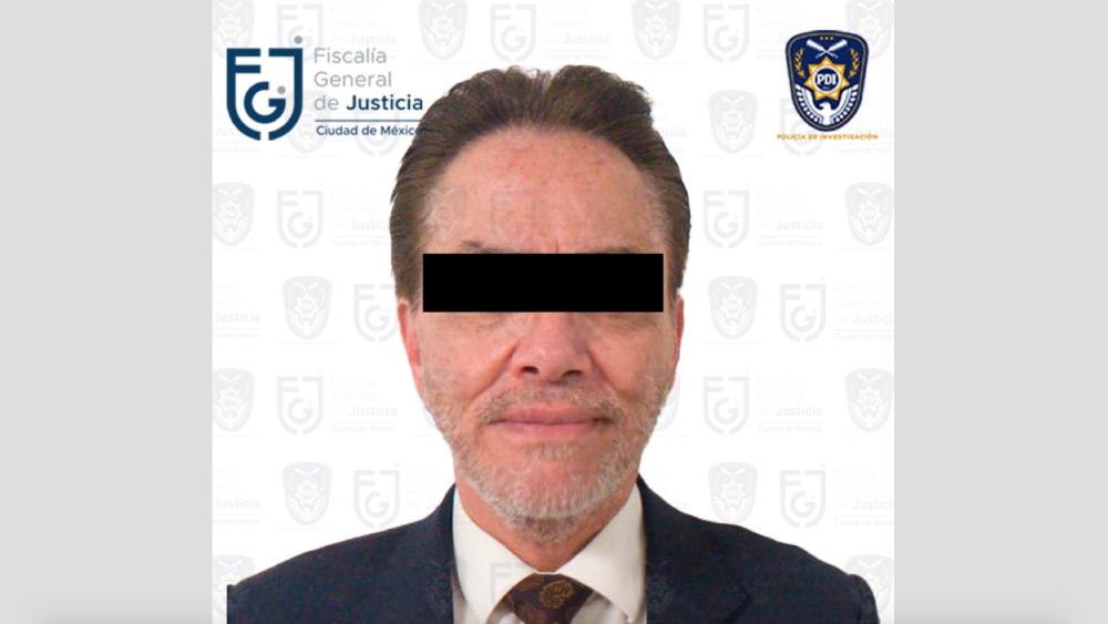 Capturan por fraude a Alejandro del Valle, presidente del Consejo de Administración de Interjet