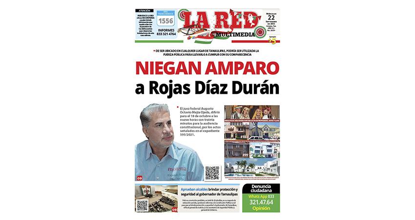 NIEGAN AMPARO a Rojas Díaz Durán