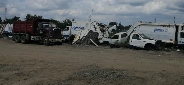 Buscarán adquirir camiones recolectores de basura