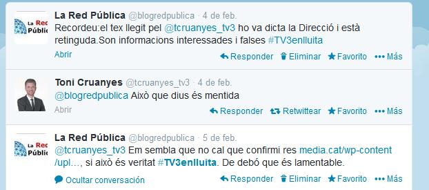 #TV3enlluita: