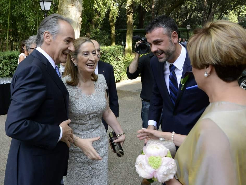 La boda del Conseller Santi Vila i els drets socio-laborals (2/2)