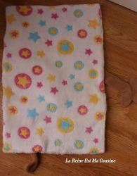 tapis de change bébé petit chien
