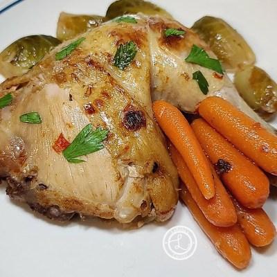 Keto Harissa Lime Chicken
