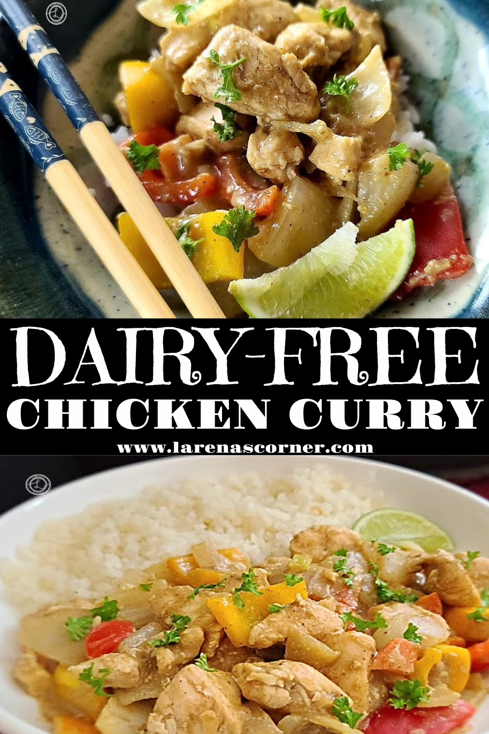 Dairy-Free Asian Chicken Curry