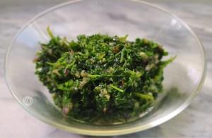 Avocado Oil Chimichurri Sauce