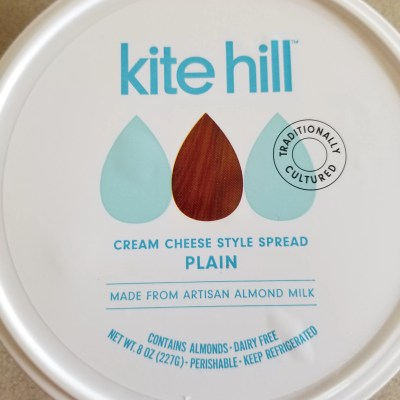 Kite Hill Cream-Cheese Review