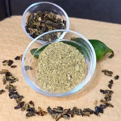 Powdered Jalapeno
