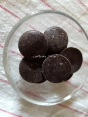 Unsweetened Chocolate Disks