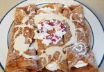 Decorated Pepperkakor Crepes