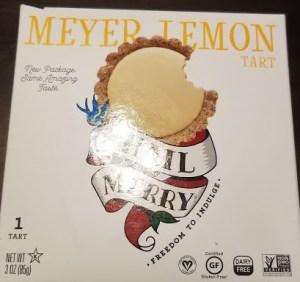 Lemon Tarts By Hail Merry