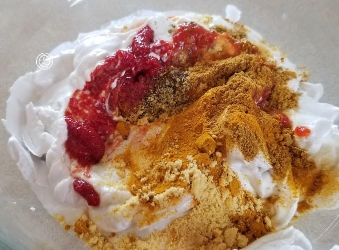 Harissa Curry Sauce