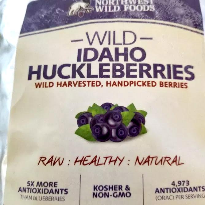 Bag of Huckleberries
