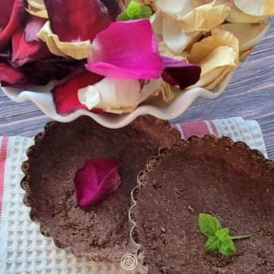 Gluten-Free Chocolate Tart Shells