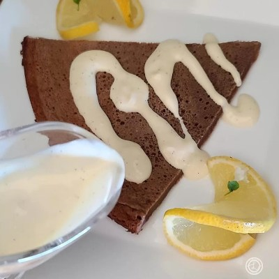 Gluten-Free Vanilla Sauce