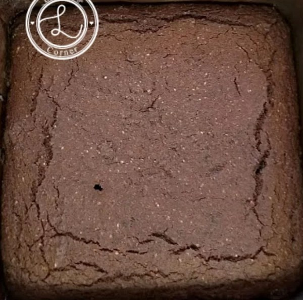 Baked Chocolate Cake