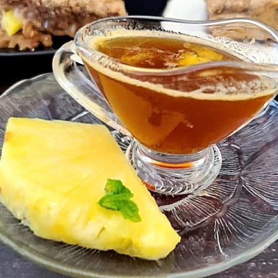 Pineapple Apple Syrup