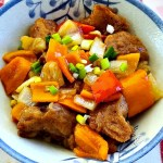 A Bowl of Gluten-Free Sweet and Sour Pork