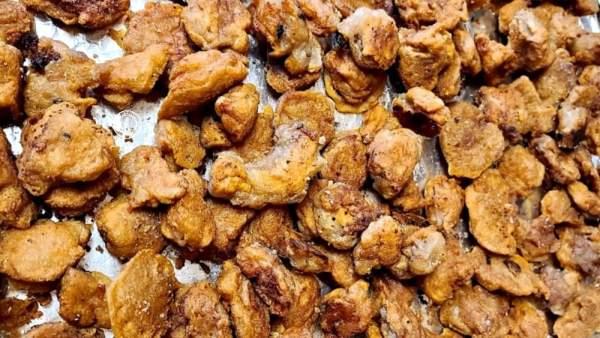 Fried Gluten-Free Sweet & Sour Pork