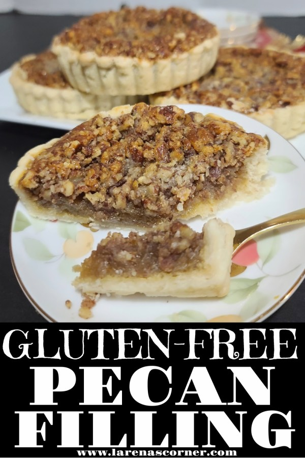 Gluten-Free Pecan Filling
