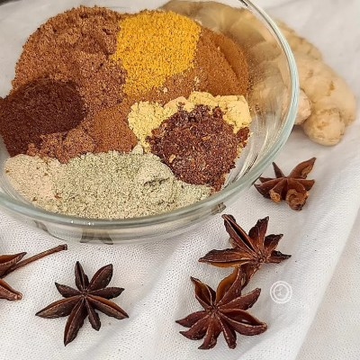Homemade Speculaas Spice Blend