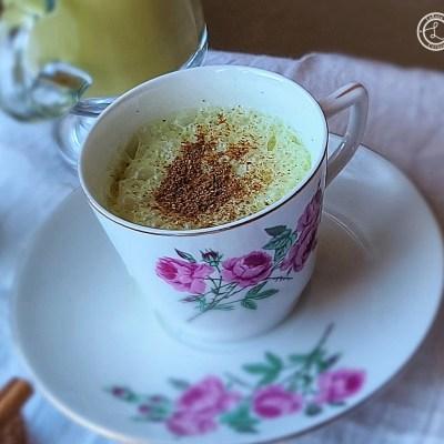 Turmeric Speculaas Latte
