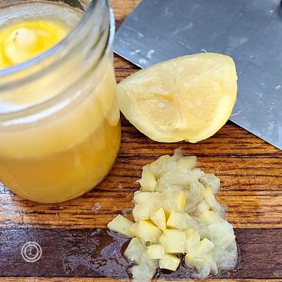 Preserved Pickled Lemons