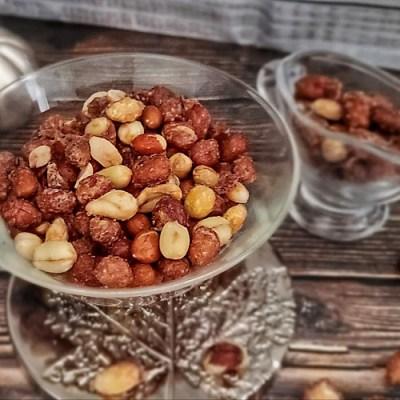 Refined Sugar-Free Candied Peanuts