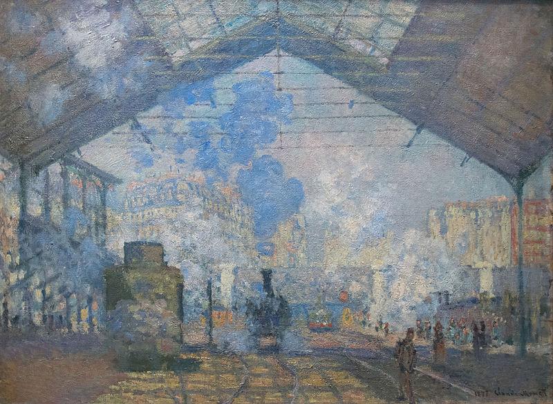 La_Gare_Saint-Lazare_-_Claude_Monet