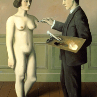 SHAKESPEARE RENCONTRE MAGRITTE