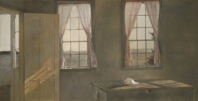 andrew-wyeth-american-contemporary-realism-1917-2009-her-room-1963-tempera-farnsworth-art-museum-rockland-maine-us