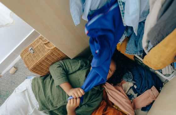 No tengo nada que ponerme y tengo mucha ropa