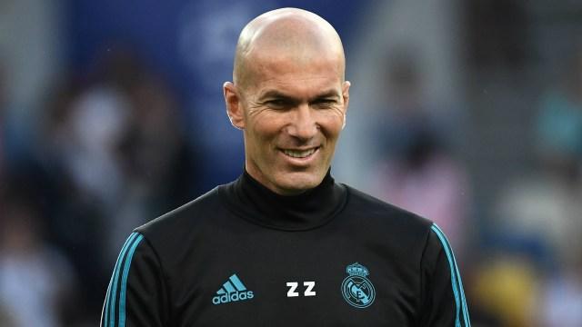 Zinédine Zidane revient au Real Madrid pour remplacer Santiago Solari
