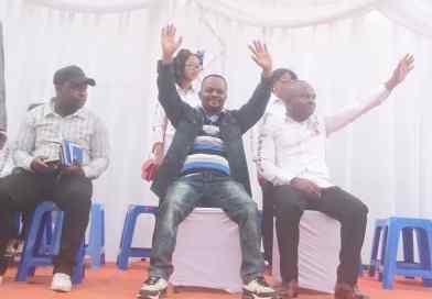 RDC : Retard dans la formation du Gouvernement, Tembos Yotama dénonce le double présidium à la primature