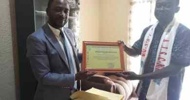 Nord-Kivu : Jean Paul Lumbulumbu plébiscité « meilleur  karateka en Kata» par l'AJSC