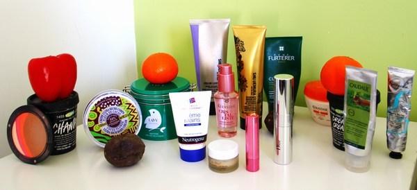 Beauty résolutions 2013
