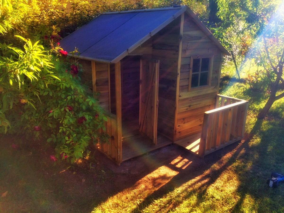 Mon avis sur La cabane Loulou de Forest Style