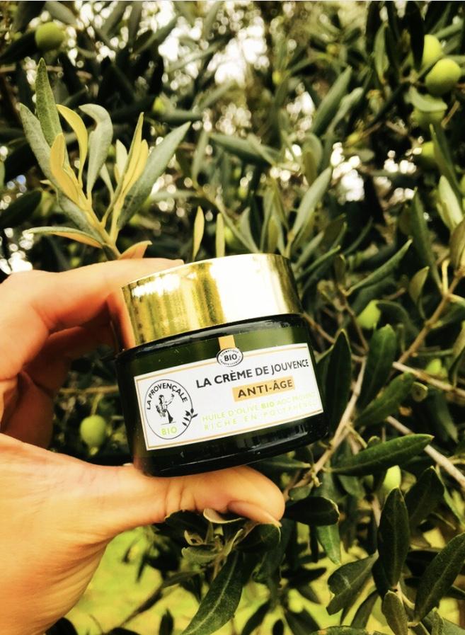 J'ai testé le soin anti-âge La crème de Jouvence de La Provençale Bio