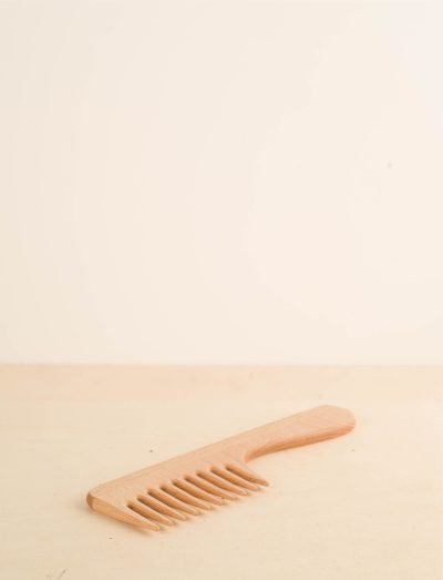 La ressource soin cheveux accessoire peigne poche redecker