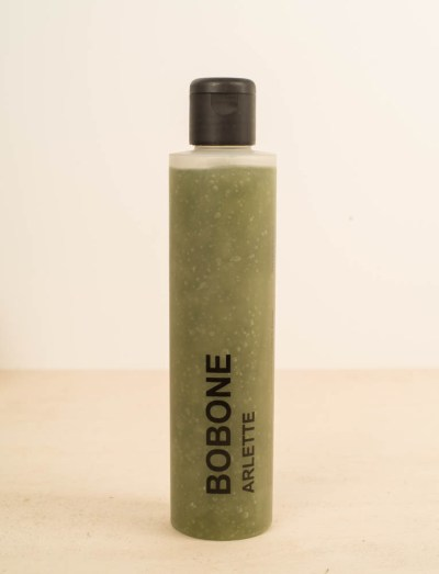 La ressource soins cheveux shampoing ricin carthame rhassoul bobone arlette