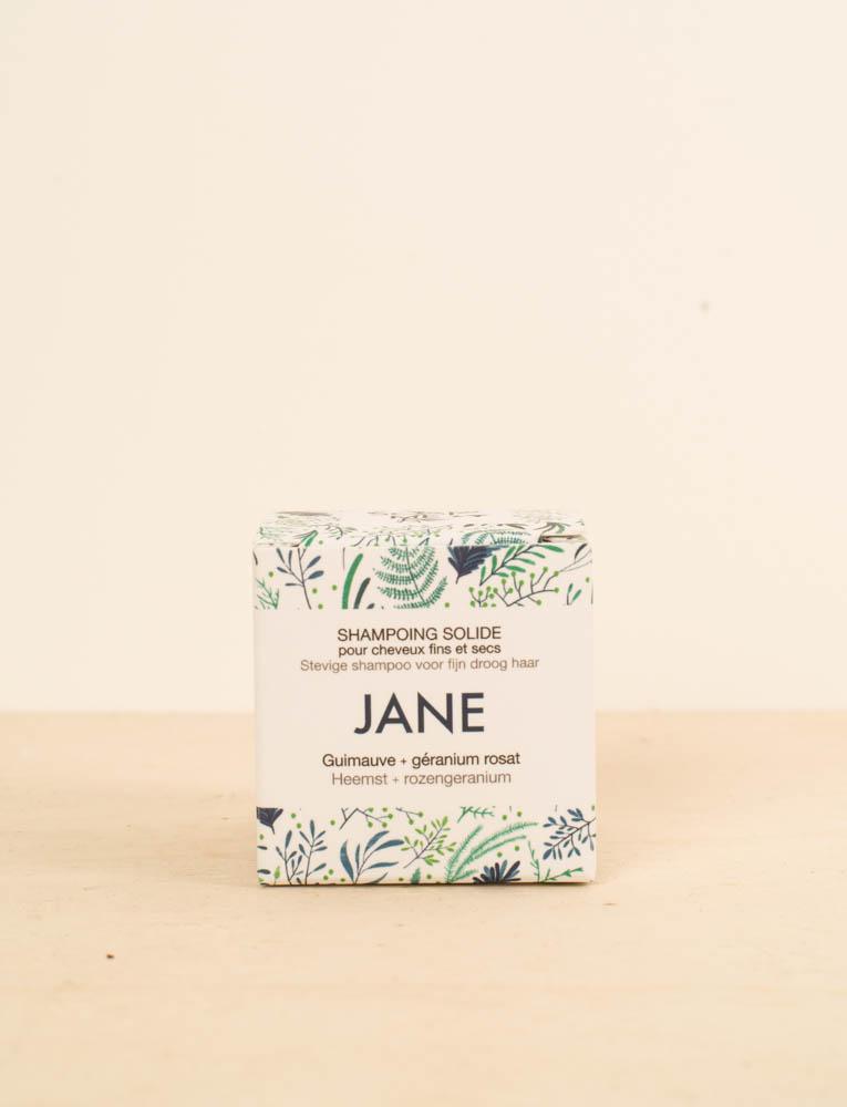 La ressource soins cheveux shampoing solide guimauve geranium jane (1 sur 2)