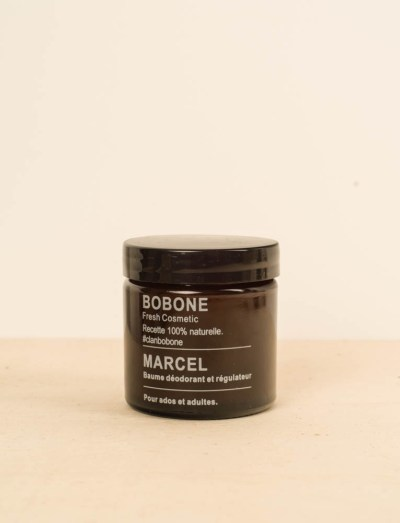 La ressource soins corps deodorant karite geranium bobone marcel (1 sur 1)
