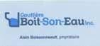 Gouttières Boit-Son-Eau inc