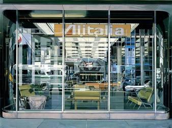 Alitalia, 1973.